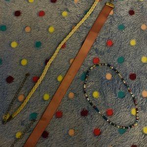 Accessories - 🌻Mixed choker set